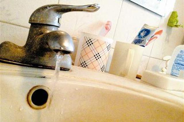 郑州部分城区水压持续偏低 自来水公司回应应对措施