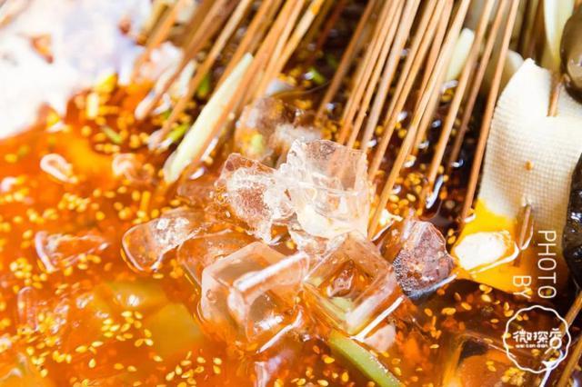 除了烤串,郑州吃货们也逃不过这六家好吃到飙泪的涮串儿店!