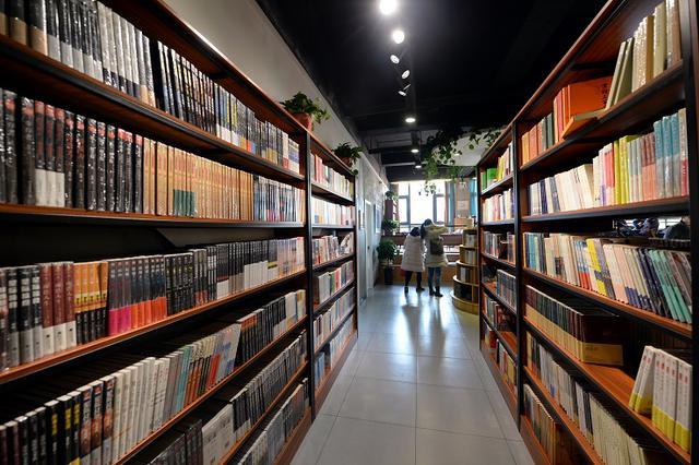 定了!郑州市今年将建成50个城市书房 11月前全部实现试运行
