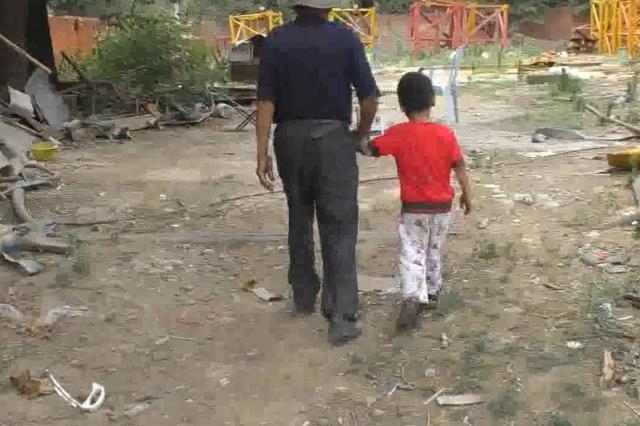 郑州七旬老人要把4岁孙子送人:年龄大了怕耽误孩子