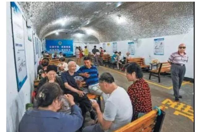 河南开放126个纳凉点 免费提供WIFI+饮用水