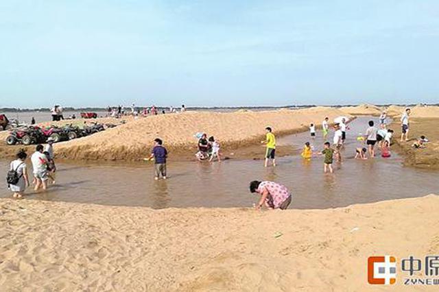 不要游黄河!相隔10天悲剧再发生 23岁小伙溺水失踪