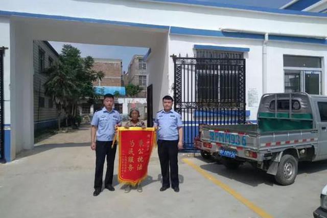 郸城男子因琐事殴打七旬老人 民警:拘留