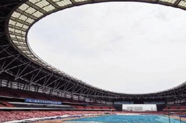 """郑州版""""鸟巢""""奥体中心竣工 8万人6分钟内可安全疏散"""