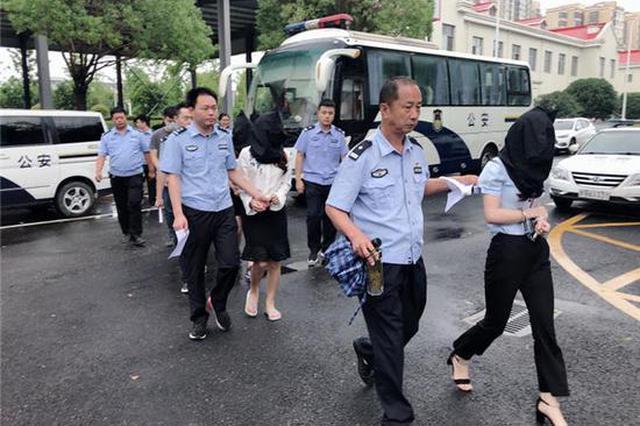河南警方反诈再出重拳 破获电信诈骗刑事案220起