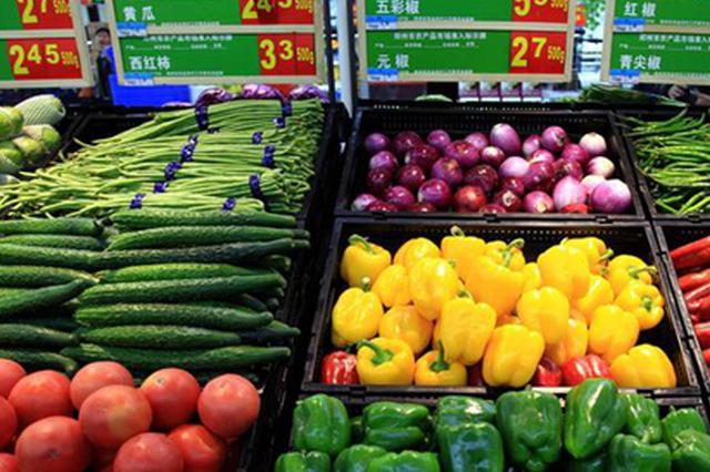 上周河南主要食品价格稳定 鸡蛋继续下滑 猪价持续上涨