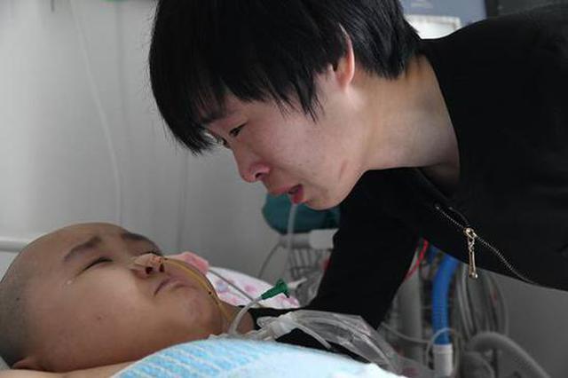 河南80后母亲陪伴5岁高位截瘫女儿的163天