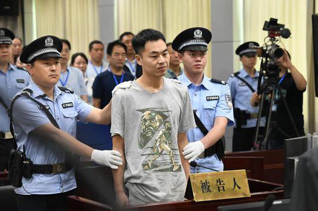 """""""栾川男子20年后打老师""""案宣判 获刑一年半"""