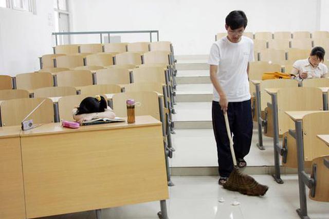 本专科生最高每年可贷8000元 河南助学贷款全覆盖