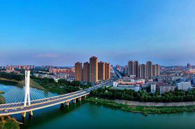周口:沙颍河畔明珠城(图)