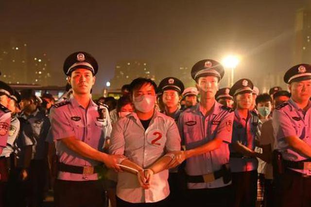 159名电信诈骗犯罪嫌疑人被押解回洛阳