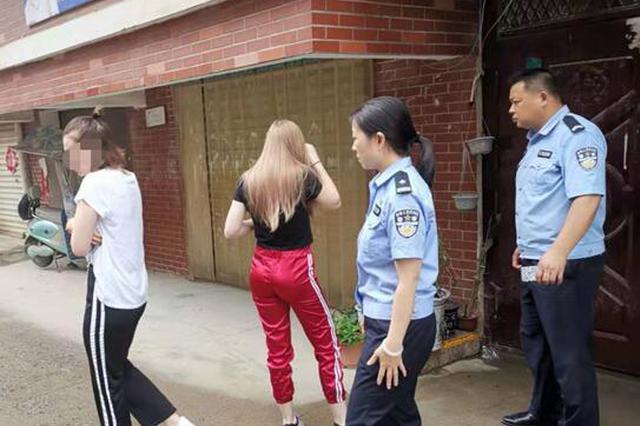 驻马店正阳县民警查获首例外国人非法就业案件