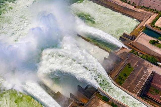 """小浪底北岸灌区工程开建 71.7万亩农田将""""解渴"""""""