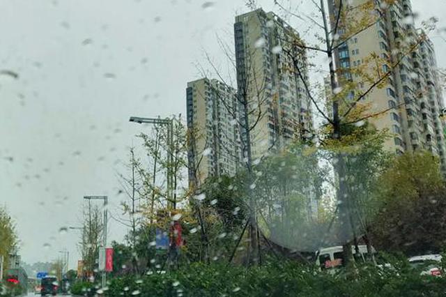 """本周郑州雷雨仍然唱""""主角"""" 出行备好雨具"""