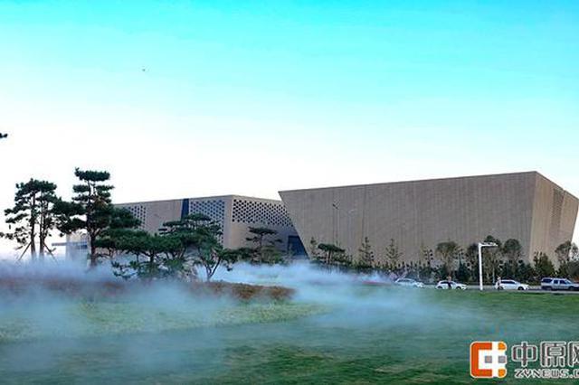 郑州奥体中心测试雾森系统 如同仙境一般(图)