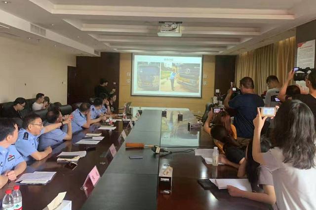 20多個小組行駛8萬余公里 鄭州交警清繳隱患車輛成績顯著