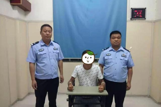 苦守六小时 漯河警方异地抓获一名网逃嫌犯