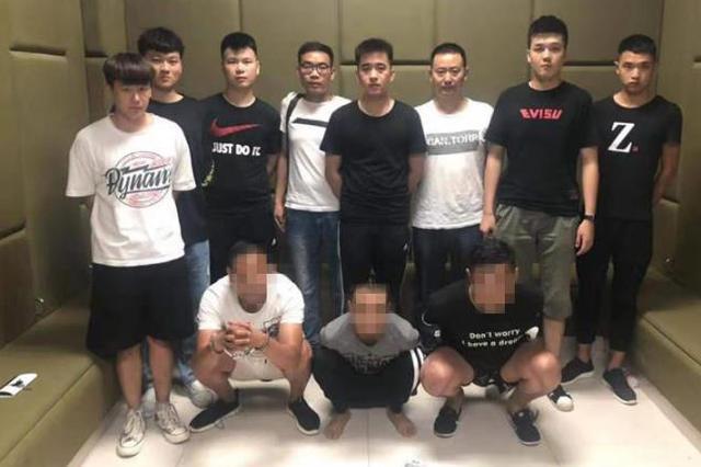 视频追踪以车找人 郑州公安抓获3名盗窃嫌犯