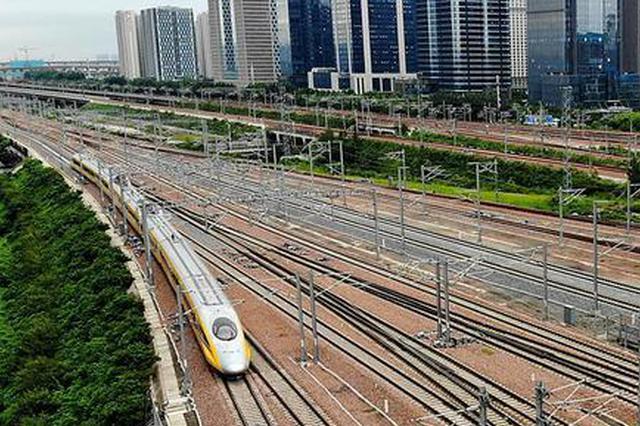 郑万铁路河南段开始联调联试 线路开通进入倒计时