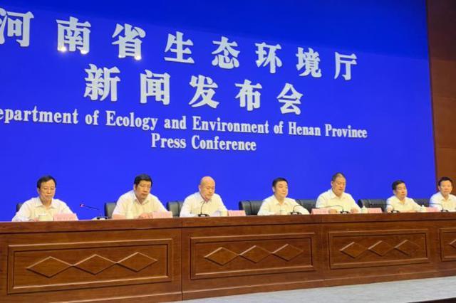 河南开展涉气企业专项执法行动 查处环境违法行为6623起