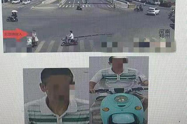 """郑州警方布防3个月 成功抓获""""疯狂盗贼"""""""