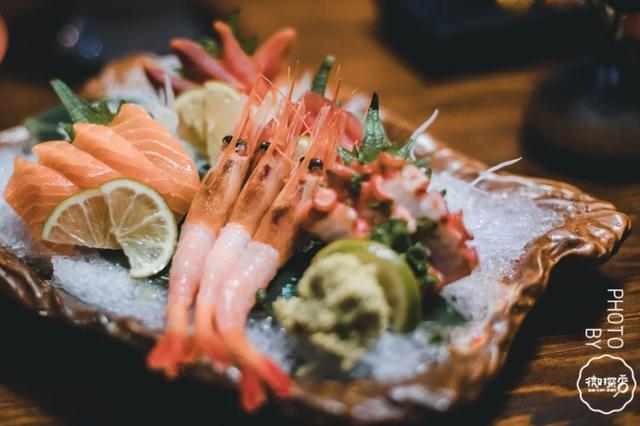烤肉火锅还没吃腻呢?快来换个新鲜的日式料理吧!