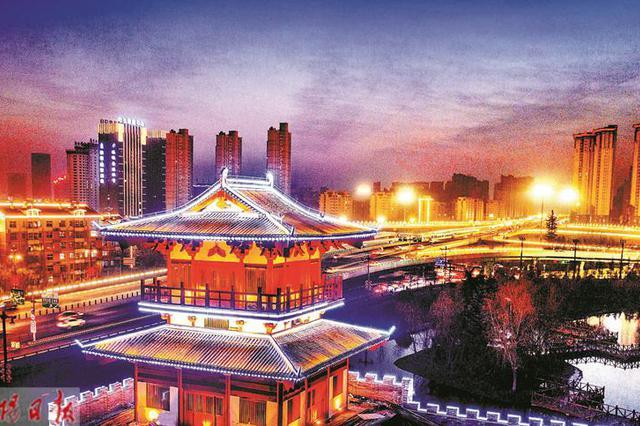 洛阳上半年经济运行情况:GDP达2315亿元 增速河南第一
