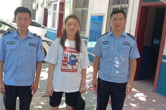 邓州民警走访中成功劝投一名吸毒人员