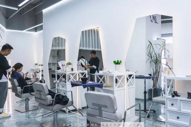 郑州商圈内颜值和品质双重在线的5家美发沙龙店,总有一家你会