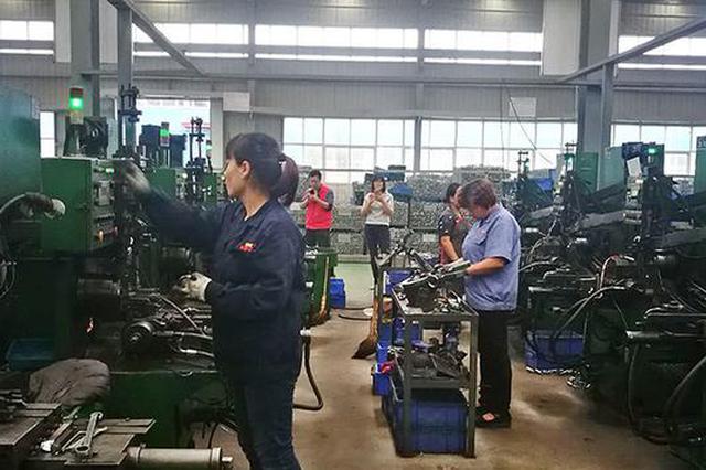 前7个月河南企业实现利润637.5亿 减税政策效应显现