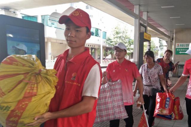 中秋假期郑州快速公交调整运力 加密车次保障市民出行