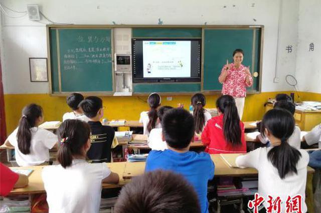 """从6人到210人 禹州""""80后""""女教师坚守乡村小学结硕果"""