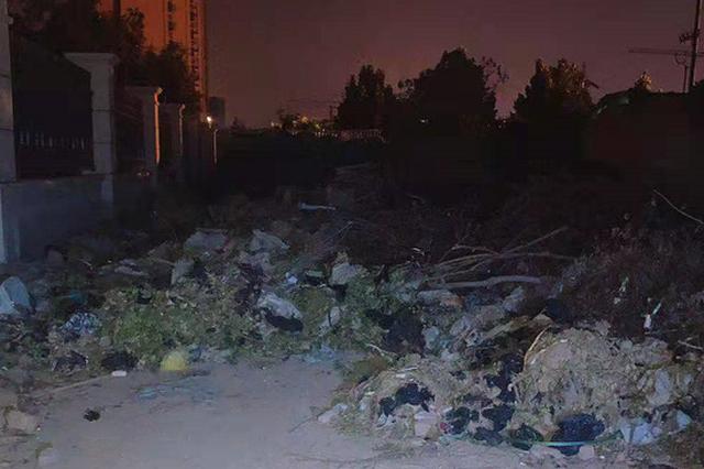 晚22点至凌晨5点 郑州开展全市扬尘污染源夜间大排查