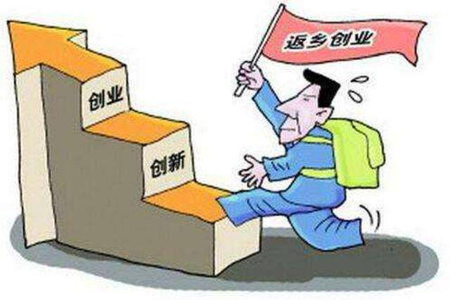 """河南支持返乡下乡创业再出好政策 """"黄金十四条""""来了"""