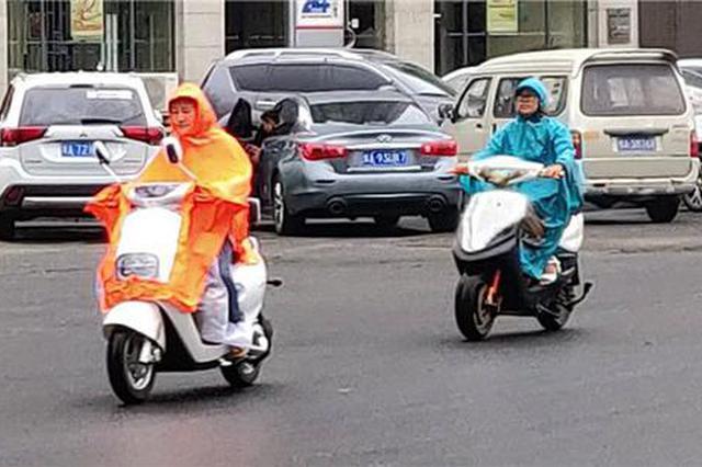 河南:一场秋雨一场寒 是时候让秋裤登场了