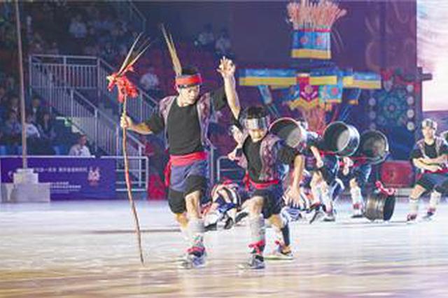 多姿多彩的民族体育盛宴——表演项目颁奖晚会侧记