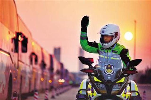 全国民族运动会参与者点赞郑州:不仅城市美 人更美