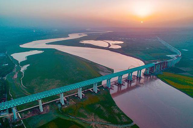 三门峡黄河公铁两用大桥的技术创新