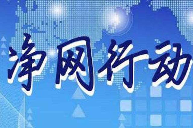 """河南警方""""净网2019""""已侦办涉网违法犯罪案件8616起"""