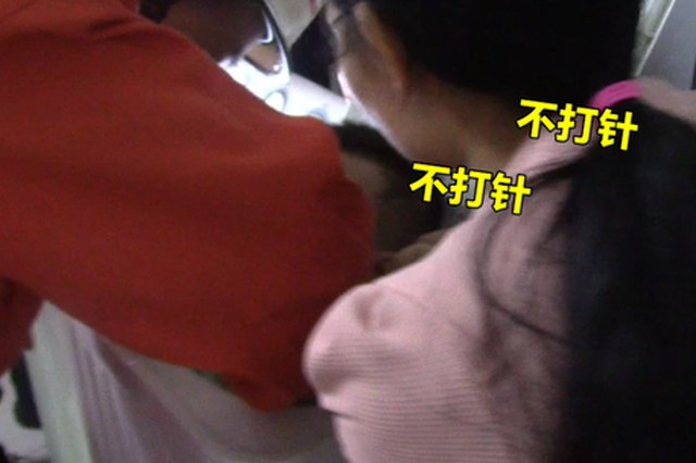 信阳2岁萌娃被卡进洗衣机 见消防员大喊:不打针!