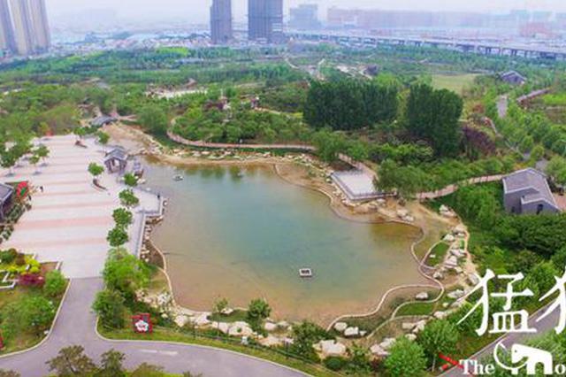 郑州市创建国家生态园林城市8月考核结果出炉