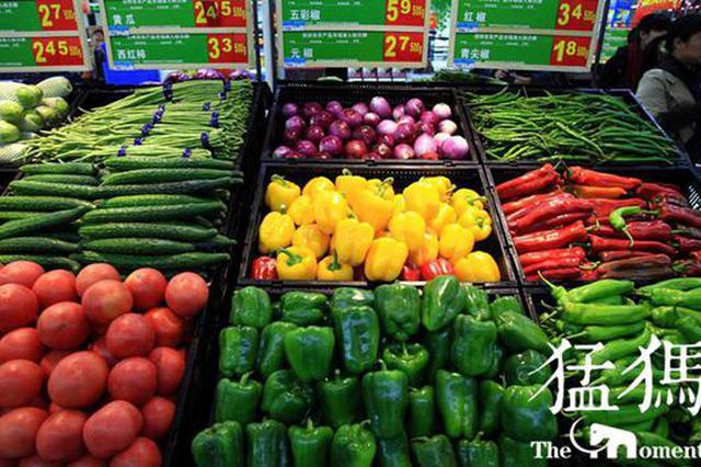 国庆期间 河南省主要食品及服务价格基本稳定