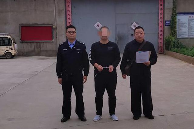 漯河一男子酒驾被查心怀怨恨 朋友圈辱骂交警被拘留