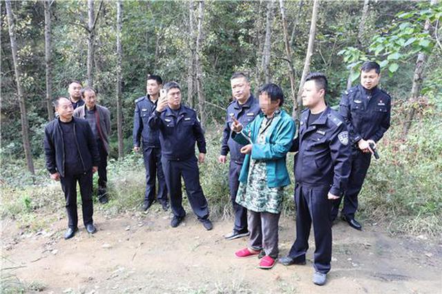 """嫌疑人潜逃4年后落网 西峡县""""1.22""""故意杀人案告破"""