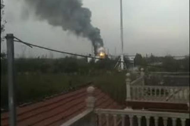 突发!新乡南云门村一化工厂发生爆炸 目前伤亡不详