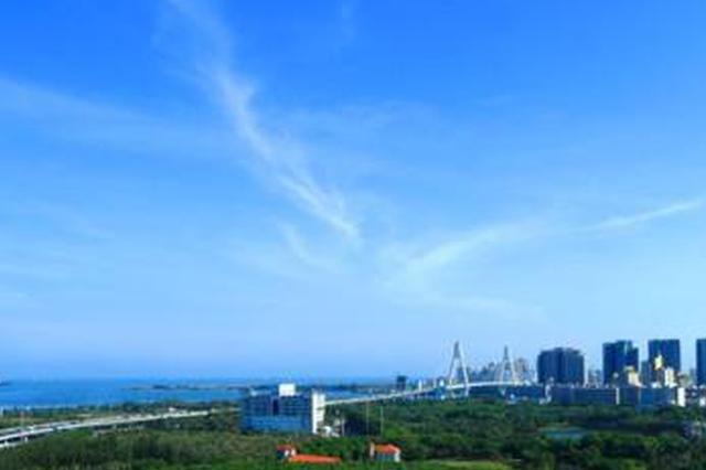 河南创气质巅峰 PM2.5值连续5个月优于国家二级标准