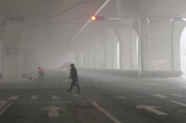 有风有雾还有霾!未来一段时间 河南空气条件较差