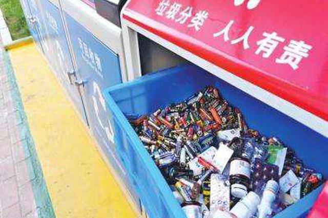 垃圾分类来了!郑州9个区相继选址建立垃圾分拣中心