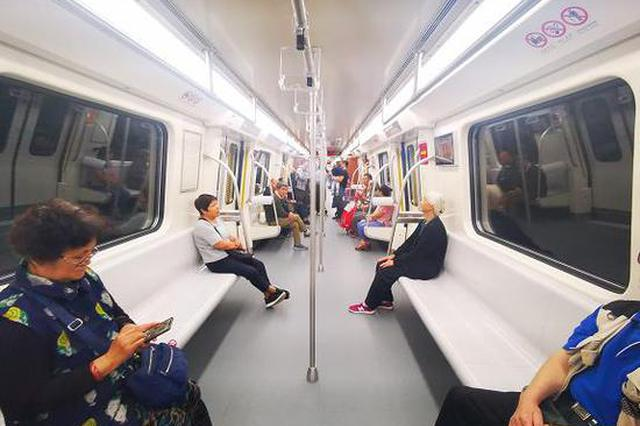 郑州两条地铁线路、站点公示 哪些区域收获较大