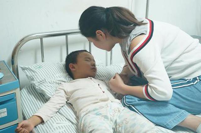 郑州3岁男童患怪病被称怪物 怕被嘲笑不敢去厕所